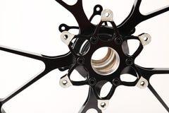 Black wheel Royalty Free Stock Images