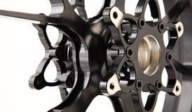 Black wheel Stock Photos
