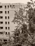 Black&white улиц Берлина Стоковые Изображения RF