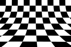 Black and white. Squares. abstract and dynamic background Royalty Free Stock Photo