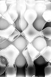 Black and white. Abstract background, black and white pattern Royalty Free Stock Photos