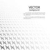 Black and white abstract backdrop Royalty Free Stock Image