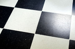 Black and white abstract background. Black and white cornrete floor abstract background Royalty Free Stock Photography