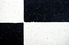 Black and white abstract background. Black and white cornrete floor abstract background Royalty Free Stock Images