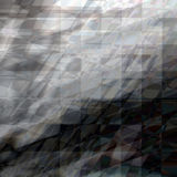 Black and white abstract background texture Stock Images