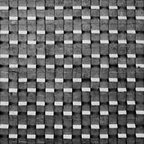 Black and white abstract geometrical pattern Royalty Free Stock Image