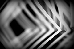 Black and white abstract Stock Photos