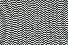 Black and white abstract pattern stock photos