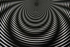 Black and white abstract pattern 6 Royalty Free Stock Photo