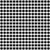 Black and white abstract pattern, background, texture Royalty Free Stock Images