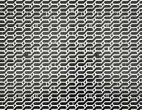 Black and white abstract seamless pattern background. 3D graphic black and white abstract seamless pattern background Stock Photography