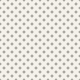 Black and white abstract star seamless pattern stock illustration
