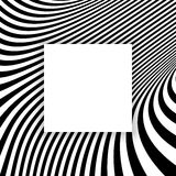 Black and white abstract striped background Stock Photos