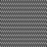 Black and white abstract vector background and seamless repeat pattern design Stock Photo