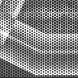 Black and white aluminum surface. Metallic abstract texture background. Black and white aluminum surface. Metallic geometric abstract texture background vector illustration