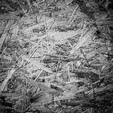 Black and white artistic wood texture Royalty Free Stock Image