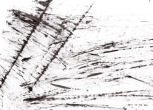 Black white Background. Black and white painted background Stock Images
