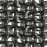Black and white background Stock Images