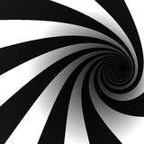 Black and white background Stock Image