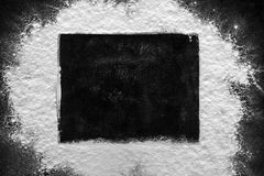 Black and white background Stock Photography