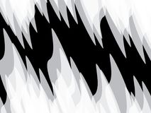 Black and white background. Black and white sharp abstract background Stock Photo