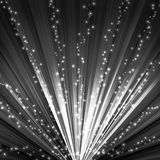 Black and white background Royalty Free Stock Image