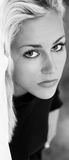 Black, White & Beautiful Royalty Free Stock Images