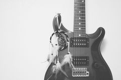 Black-and-white, Bowed, Stringed Stock Photo