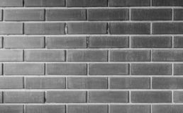 Black and white brick wall rough texture background with space for text. Background for death, sad, hopeless and despair concept. Dark brick wall for grieving royalty free stock photography