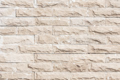 Black and white brick wall texture background/brick wall pattern Royalty Free Stock Photo