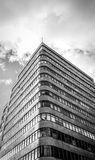 Black and White building in Downtown Bogota - Bogota, Colombia Stock Photos