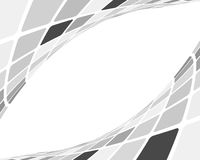 Black and white checked background Royalty Free Stock Photos