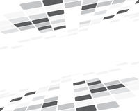 Black and white checked background Stock Images