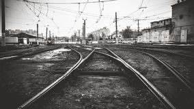 Black, And-white, City Stock Images