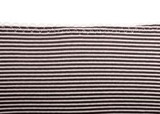 Black and white cloth Stock Photo