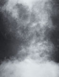 Black and White Clouds and Fog Royalty Free Stock Photography