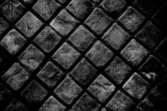 Black and white color texture pattern abstract background can be use as wall paper screen saver brochure cover page or for present Stock Photography