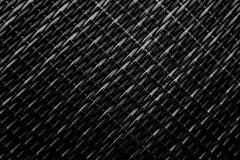 Black and white color texture pattern abstract background can be use as wall paper screen saver brochure cover page or for present. Ations background or article Royalty Free Stock Images