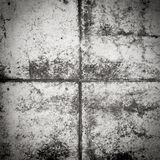 Black and white concrete wall dirty texture Stock Image
