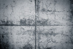 Black and white concrete wall dirty texture Stock Photos