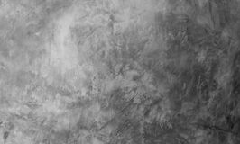 Black and white concrete wall Royalty Free Stock Image