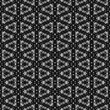 Black and white curtain lace texture Stock Photography