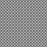 Black and white curved seamless pattern. Vector seamless pattern, vertical wavy lines, smooth bends. Simple monochrome blackVector seamless pattern, vertical Vector Illustration