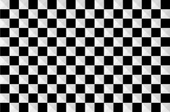 Black and white 3D square pattern Royalty Free Stock Images