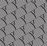 Black and white design background Stock Images