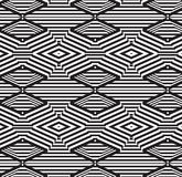 Black and white design background Royalty Free Stock Photography