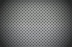 Black and White dot dark background design vector illustration
