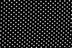 Black and white dots background Royalty Free Stock Photos