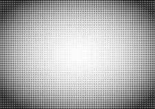 Black and White Dots Seamless Pattern Background stock photography
