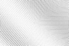 Black and white dotted halftone  background. Faded subtle dotted overlay. Abstract monochrome background. Black ink dotwork on transparent backdrop. Perforated Stock Images